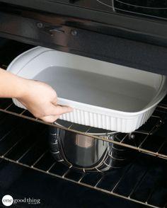 Homemade Oven Cleaner