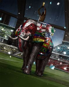 sport - FIFA World Cup South Africa by Tomalex Buch