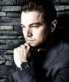 Leonardo DiCaprio. He gets more good looking the older he gets!