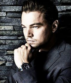 Leonardo DiCaprio, one of my favorite actors