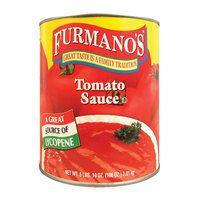 Webstaurantstore.com (mail order) Furmano's #10 Can Tomato Sauce - 6/Case