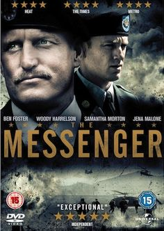 The Messenger DVD