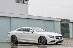 Offiziell: Das neue Mercedes-Benz S 63 AMG Coupé