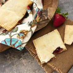 Strawberry Dulce de Leche Empanadas | Spoonful