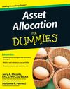 Learn how to put the money where you can get it later.  Asset Allocation For Dummies:Book Information - For Dummies