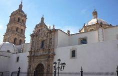 Durango Colonial - Catedral y Plaza de Armas
