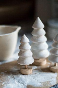 DIY: Two Step Nordic Tree