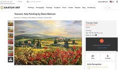 ". . Artwork ""Toscana. Italy"" by Artist Diana Malivani has just been sold online to an art collector in Austria . #artistdianamalivani #artist_diana_malivani #gwrartgallery #gwr_art_gallery #художник_диана_маливани . #landscape #landscapes #landscapeview #landscapeoftheday #landscape_art #landscapephoto #naturallandscape #landscapegram #landscapelover #iglandscape #landscapelovers #landscapenature #landscapeart #landscapepainting #landscapepaintings #landscapeartist #landscapelove… Landscape Photos, Landscape Art, Landscape Paintings, Landscapes, Italy Painting, Toscana Italy, The Other Art Fair, Austria, Diana"