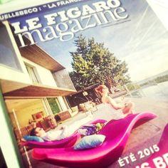 MYYOUR on Press / Le Figaro Magazine / France