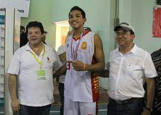 Daniel Shadden Solórzano de Heredia fue declarado jugador más valioso del Baloncesto Masculino