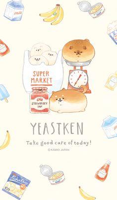 Food Cartoon, Cartoon Pics, Cute Animal Drawings, Kawaii Drawings, Dessert Illustration, Cute Illustration, Food Drawing, Cat Drawing, Kawaii Chibi