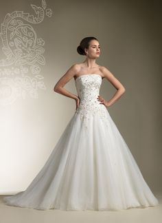 Wedding Dresses by Justin Alexander | Wedding Dress & Bridal Gown Designer | All Styles 8615