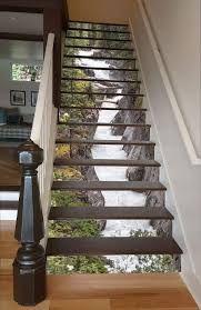 Résultats de recherche d'images pour « painted stairs like books »
