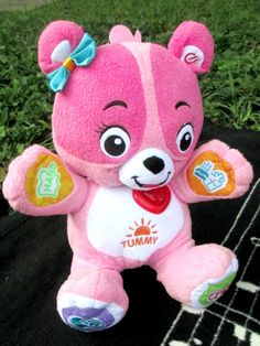 Vtech's The Smart Cub Review & Giveaway at Frugality Is Free - The perfect holiday gift for baby