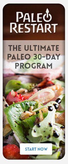 Paleo Restart 30-day program