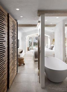Kensho Boutique Hotel and Suites, Ornos – Mykonos. Greece - Griechenland