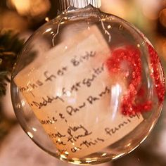 Make Easy DIY Ornaments Using our Clear Fillable Acrylic Domes! | DIY Jewelry & Crafts from eCrafty.com