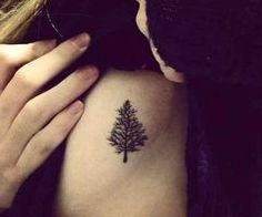 Tree tattoo: vitality, strength, wisdom, longevity, beauty, and honor