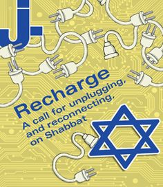 unplugging  for shabbat