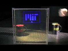 Seeing things: A new transparent display system could provide heads-up data