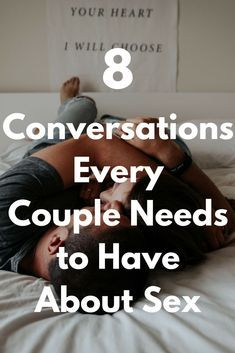 Sex and Intimacy Questions for Couples - Discover the 8 conversations every couple needs to have about sex right now. These sex questions will enhance intimacy in your relationship. #sex #questions #marriage #relationship #conversations #datenights #couples #sexual #intimacy