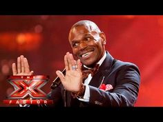 Anton Stephans is making a change | Auditions Week 2 | The X Factor UK 2015 - YouTube