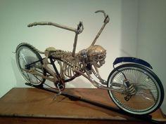 One of my favorite  custom bicycle