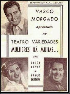 Restos de Colecção: Teatro Variedades