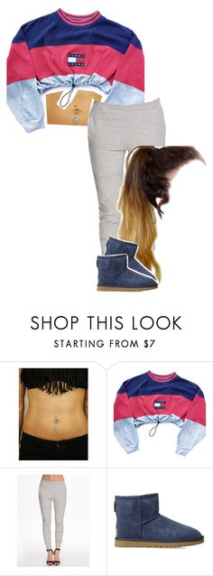 """Taggingggg Who Wants To Be Tagged"" by siniababy ❤ liked on Polyvore featuring SELECTED and UGG Australia"