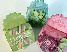 かわいいギフトボックステンプレート画像 Wedding Favor Boxes, Diy Wedding Favors, Party Favors, Diy Gift Box, Gift Boxes, Favour Boxes, Favor Bags, Paper Crafts, Diy Crafts
