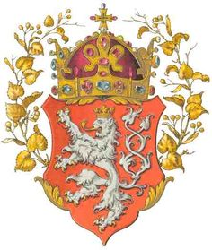Bohemian Coat of Arms                                                                                                                                                      More