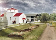 Orthodox Church and Communtiy Centre, Truro, Cornwall - Architects' Work - Site Root - InBuilding