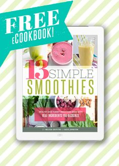 Welcome to Smoothie 101! Learn my tips and tricks for making smoothies, plus get 8 of my favorite smoothie recipes all in one place
