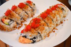 Spicy Crab Roll Recipe