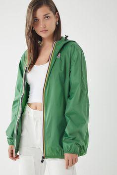752d285fe1ab K-Way Claude Zip-Front Windbreaker Jacket