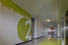 Wayfinding With Color   Building Design + Construction