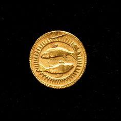 #pisces Astrology Pisces, Roman Art, World Coins, Medieval Art, Rare Coins, Egyptian Art, National Museum, Metropolitan Museum, British Museum