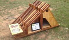 Barkitecture Dog House UASC