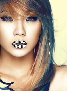 CL. She is so perfect!