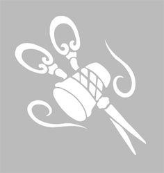 Pochoir Adhésif 14 x 12 cm CISEAU & DE COUTURE Stethoscope Drawing, Adhesive Stencils, Wood Burning Patterns, Parchment Craft, Silhouette Portrait, Silhouette Cameo Projects, Stencil Designs, Space Crafts, Paper Lanterns