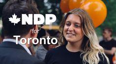 NDP for Toronto