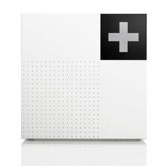 Le Cube by Yves Behar