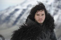 I don't know whose idea it was to design a coat like his hair, because it is pretty cool. :)