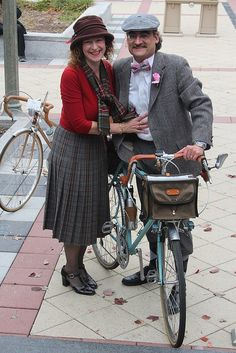 Decatur Autumn Classic Tweed Ride 2012  Photo by Cameron Adams