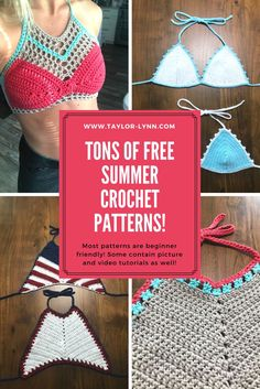 Visit www.Taylor-Lynn.com for free crochet patterns and tutorials!