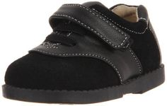 See Kai Run Joshua Saddle Shoe (Infant/Toddler) See Kai Run. $29.99. Handcrafted from butter-soft leather. Adjustable hook-and-loop straps for perfect fit. Generous width and wide toe box for extra wiggling room. Padded colar for extra comfort. leather. Breathable leather insole and lining. Rubber sole