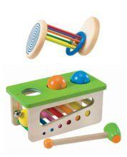 Auditory sensory set.
