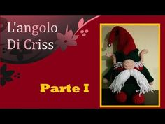 Elfo di Natale all'uncinetto amigurumi - parte I di II - tutorial passo a passo - YouTube