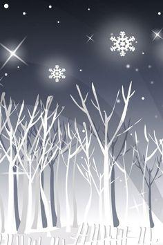 Winter ~ wallpaper/lock screen