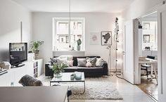 瑞典 21 坪現代北歐風公寓 - DECOmyplace 新聞